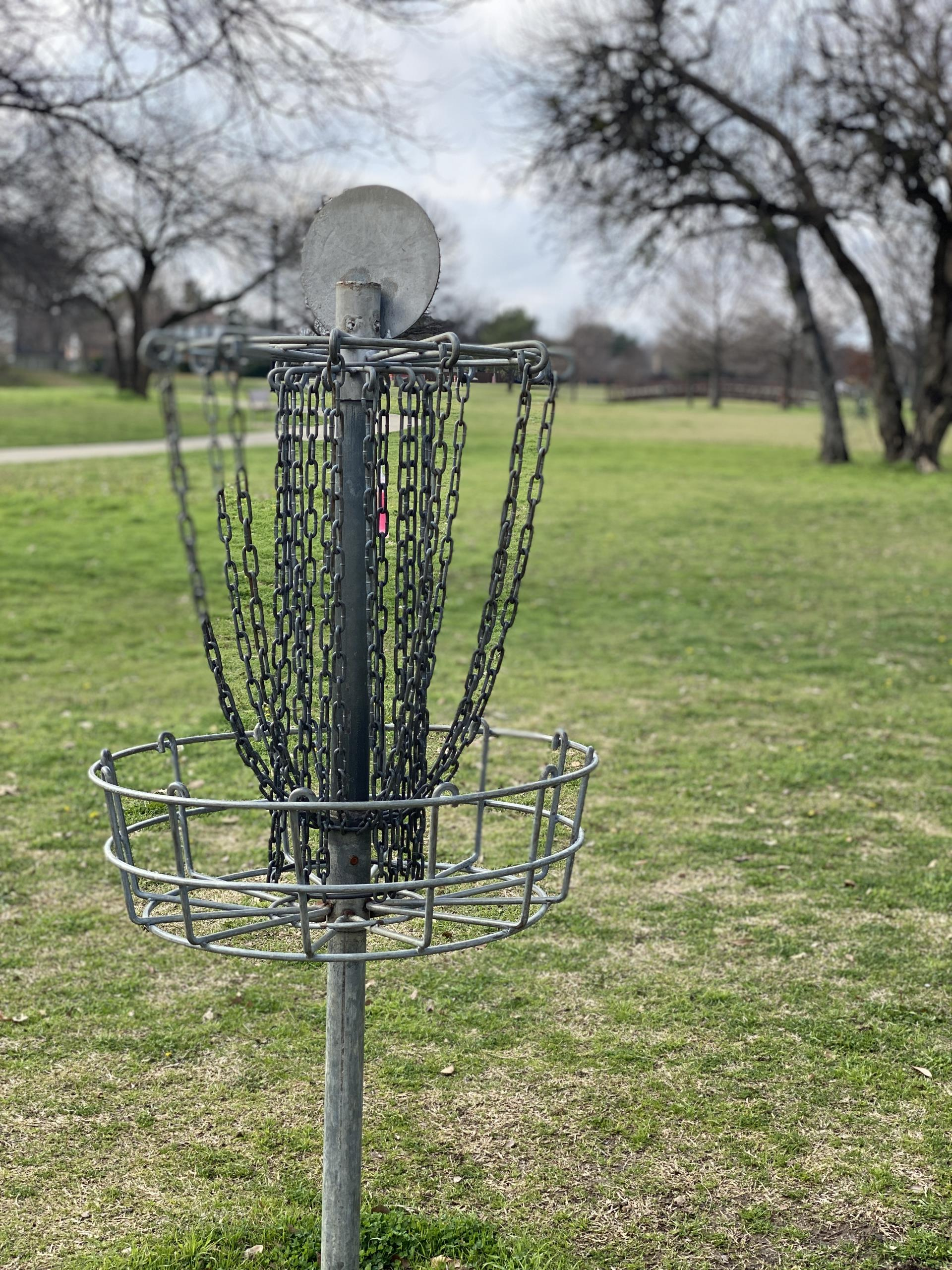 Disc Golf Courses Play Lewisville